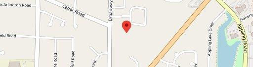 The Ivy Tea Room at Cedar Hall on map