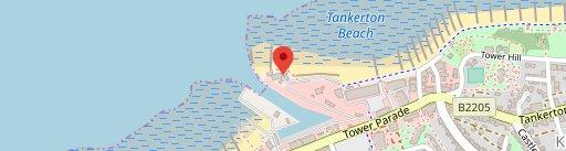 The Lobster Shack en el mapa