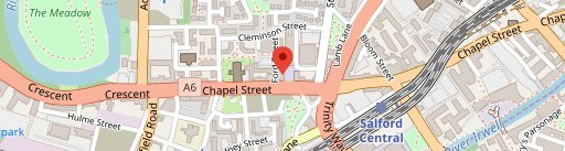 The New Oxford on map