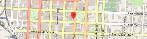 The Pour House Music Hall on map