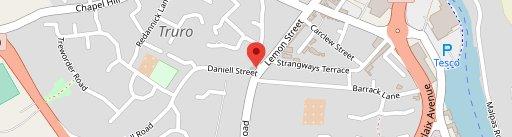 Thomas Daniell on map