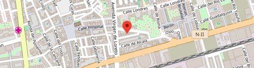 Trebol Shisha Bar Sala De Te on map