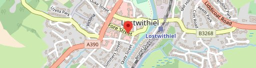 Trewithen Restaurant on map