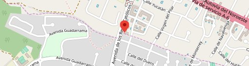 TRIPLE CASA DE COMIDAS en el mapa