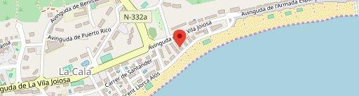 Restaurante Turia on map