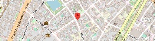 Uilliam's en el mapa