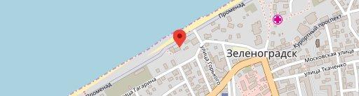 Веранда on map