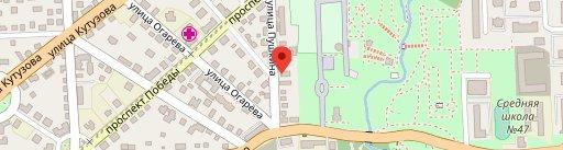Вилла Тоскана Ресторан на карте