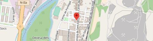 Restaurant Vinomi en el mapa