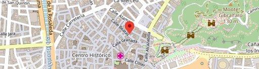 Los Patios de Beatas on map