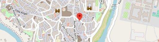Virtudes Café Bar en el mapa