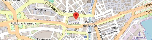 Viva Lola Taberna Marinera en el mapa