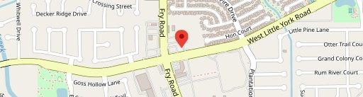 Waffle House on map