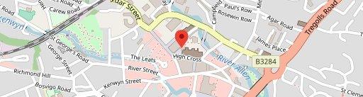 Warrens on map