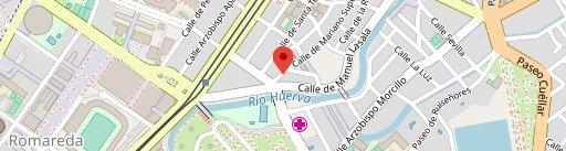 Wenceslao en el mapa