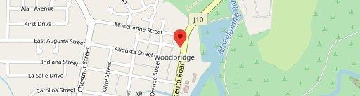 Woodbridge Crossing on map