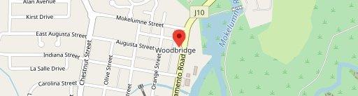 Woodbridge Uncorked on map
