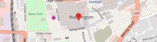 Woyo on map