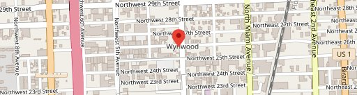 Wynwood Kitchen & Bar on map