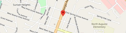 Zack's Pizza on map