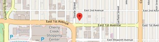 Zaidy's Deli Cherry Creek on map
