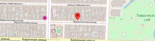 Zavodnyye Yaytsa en el mapa