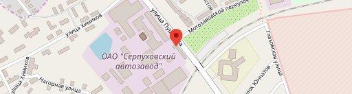 Злата Прага на карте