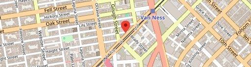 Zuni Café on map