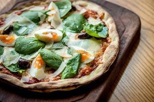 пицца флорентина