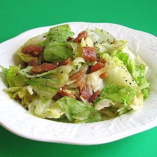 салаты с латуком