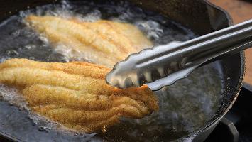 bagre frito