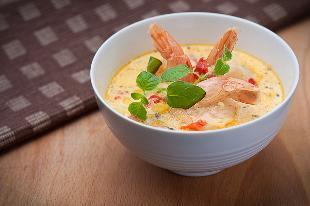 sopa chowder