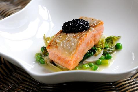 Salted trout