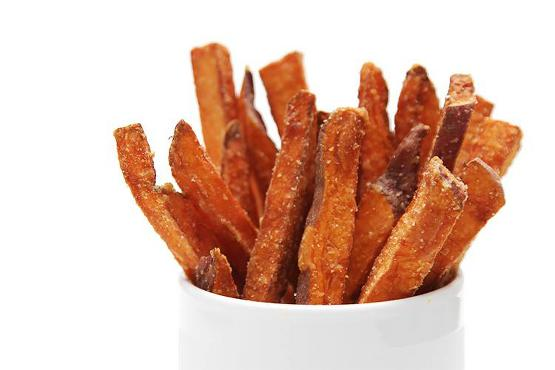 how to make best sweet potato chips