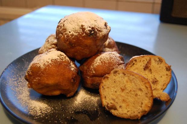 Голландские пончики