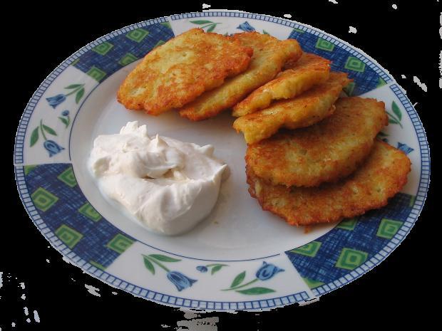 Tortas de patata