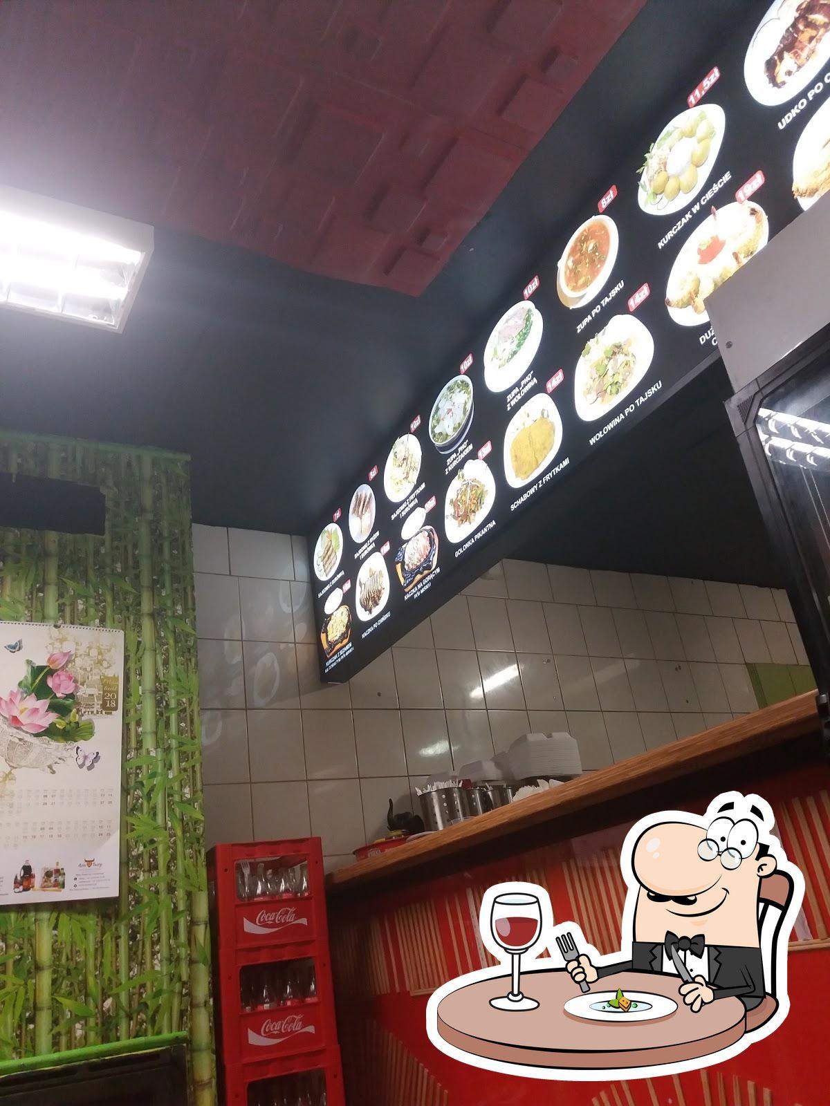 Bar Asian Thien Phu Gora Kalwaria Restaurant Reviews