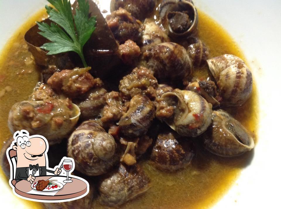 En Cal Blasi se pueden degustar recetas con carne