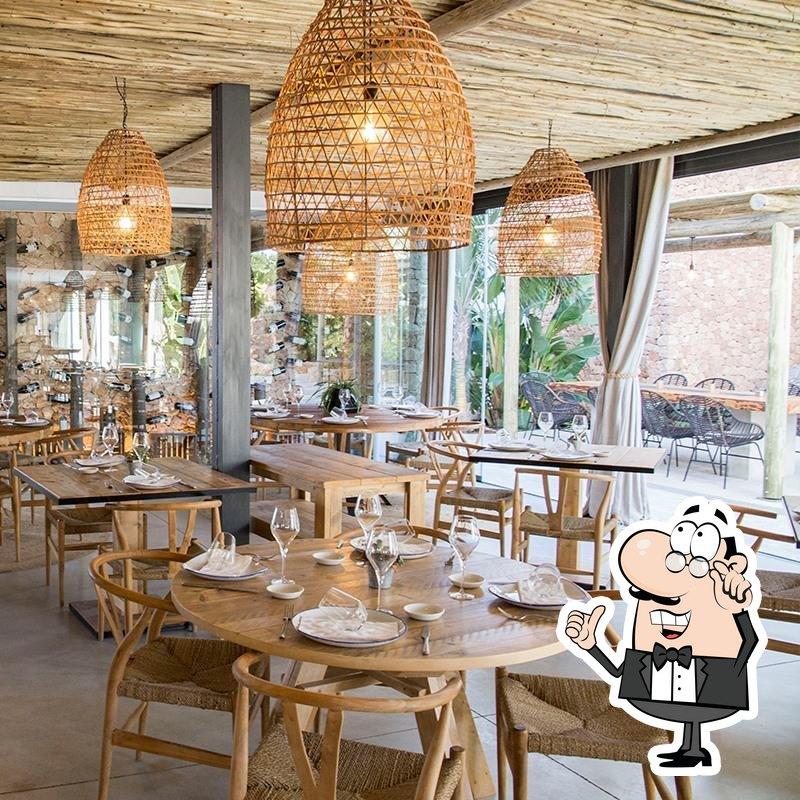 El interior de Can Pascual Restaurant