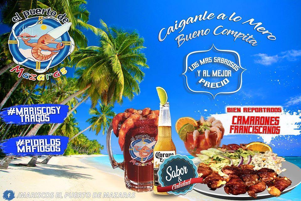 Restaurante mariscos El Puerto De Mazaras, Durango - Opiniones del restaurante