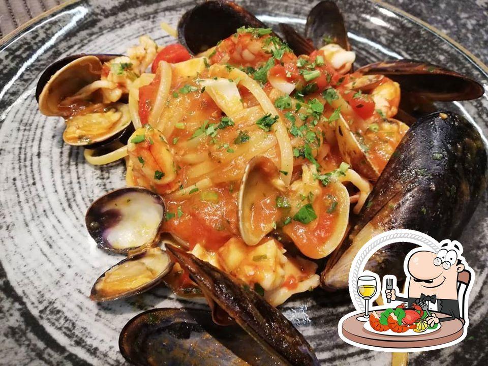 Degusta i sapori della cucina di mare al ristorante Ristorante Fratò