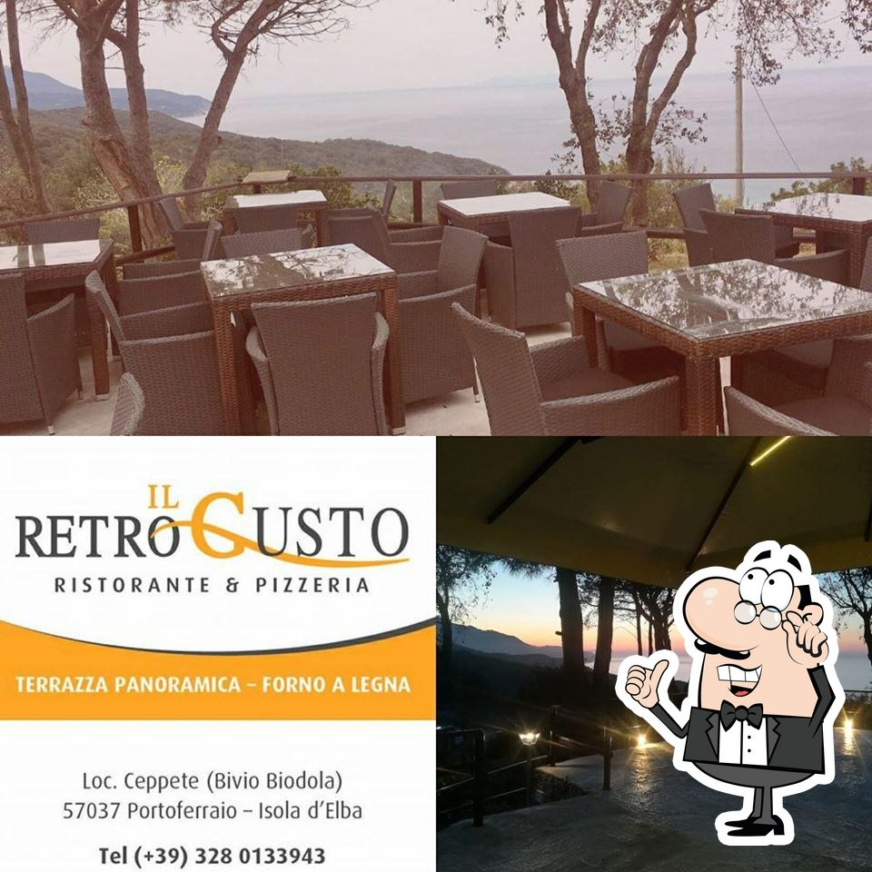 Check out how Il Retrogusto looks inside