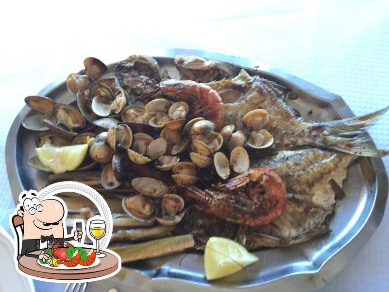 Disfruta de los distintos sabores del mar O PIRATA