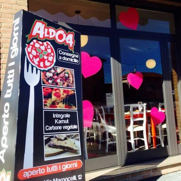 Lest die Informationen zu Pizzeria da Aldo 4