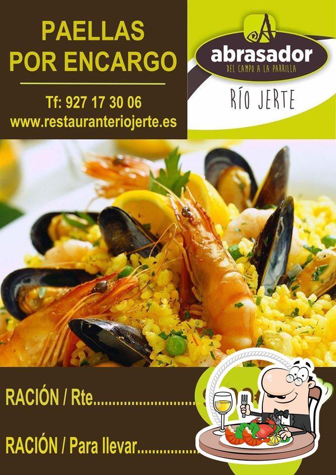 Disfruta de los distintos sabores del mar Restaurante Abrasador Río Jerte
