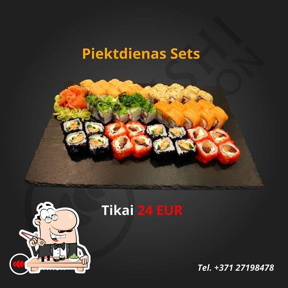 Sushi Station Cafe Liepaja Restaurant Reviews Approda a milano un format innovativo per i sushi addicted: sushi station cafe liepaja