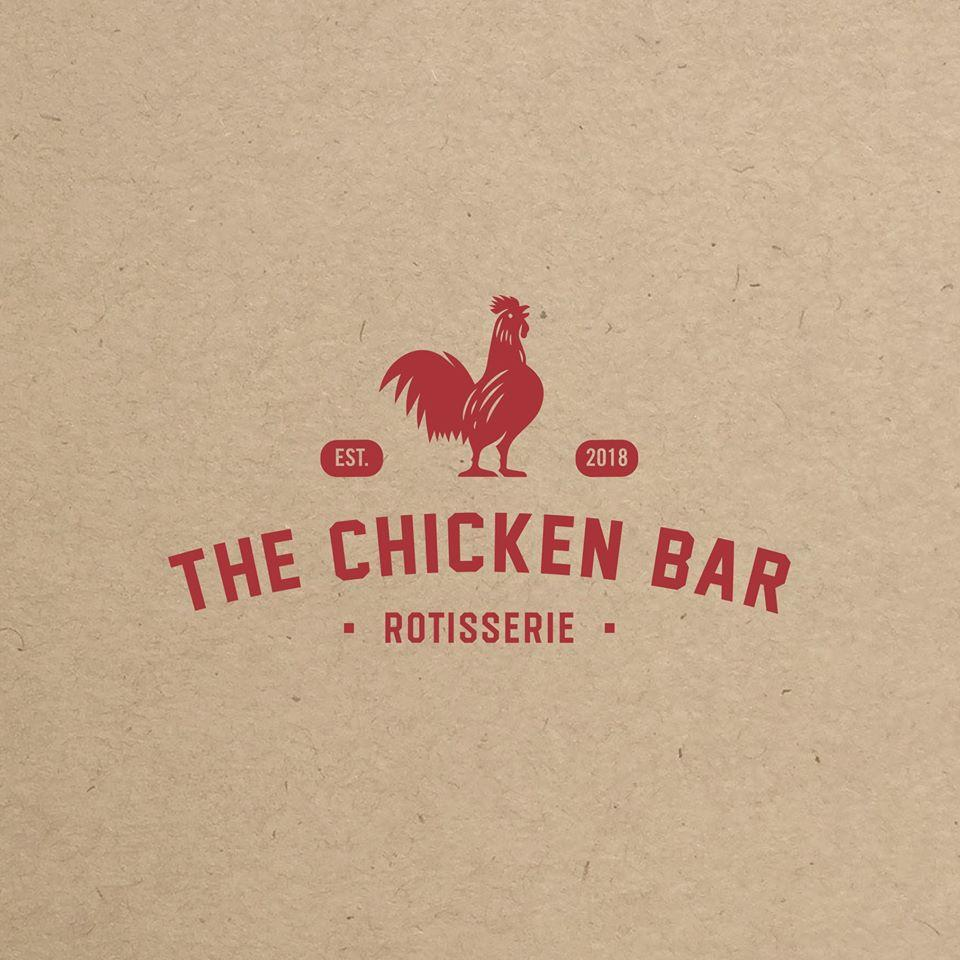 The Chicken Bar has its own logo
