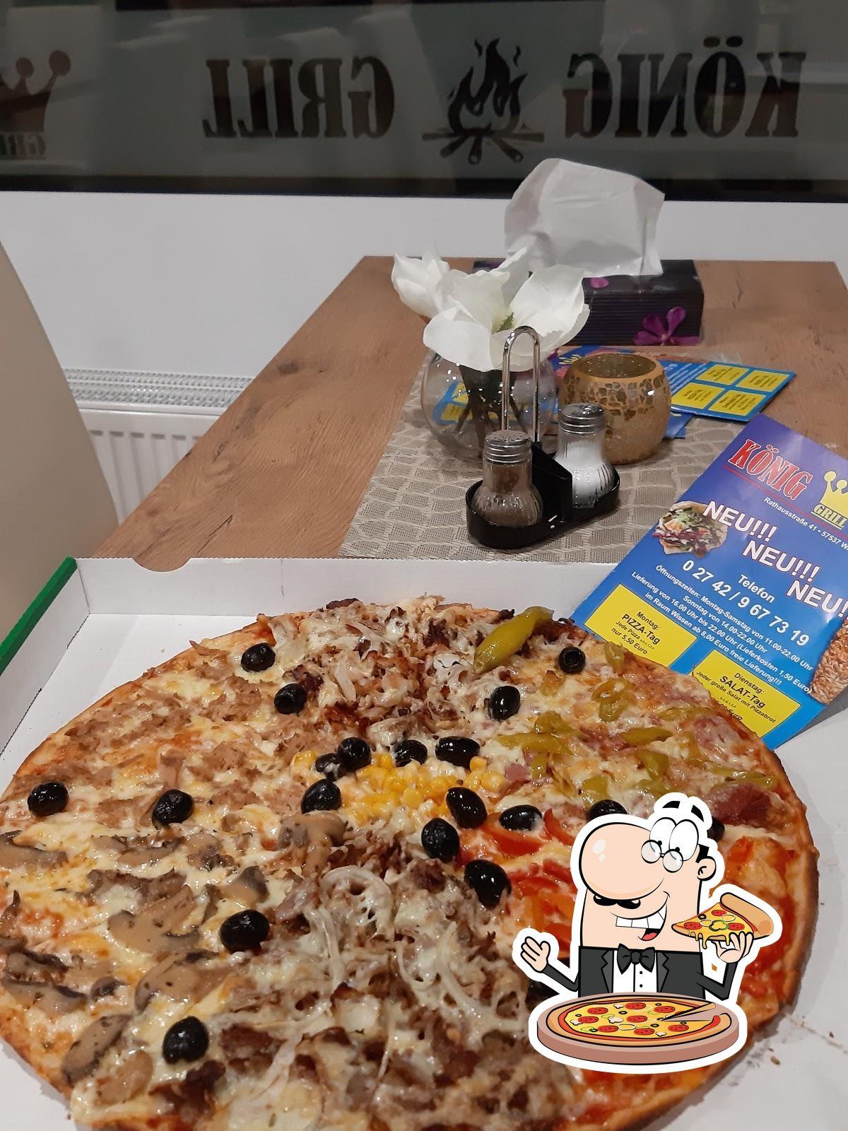 Venezia Grill Pizzeria Wissen Restaurant Reviews Includes the menu, 1 review, 4 photos. venezia grill pizzeria wissen