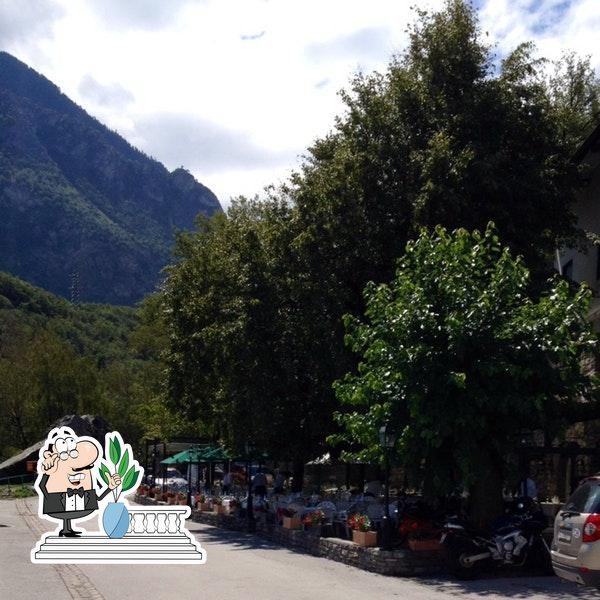 La Grotte Sierre Restaurant Reviews