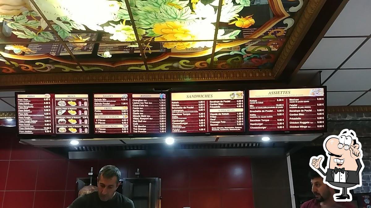 Интерьер Snack Niederkorn Pizza Kebab